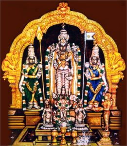 Thiruporur murugan temple darshan