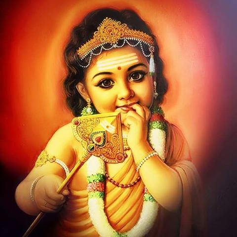 Murugan smile