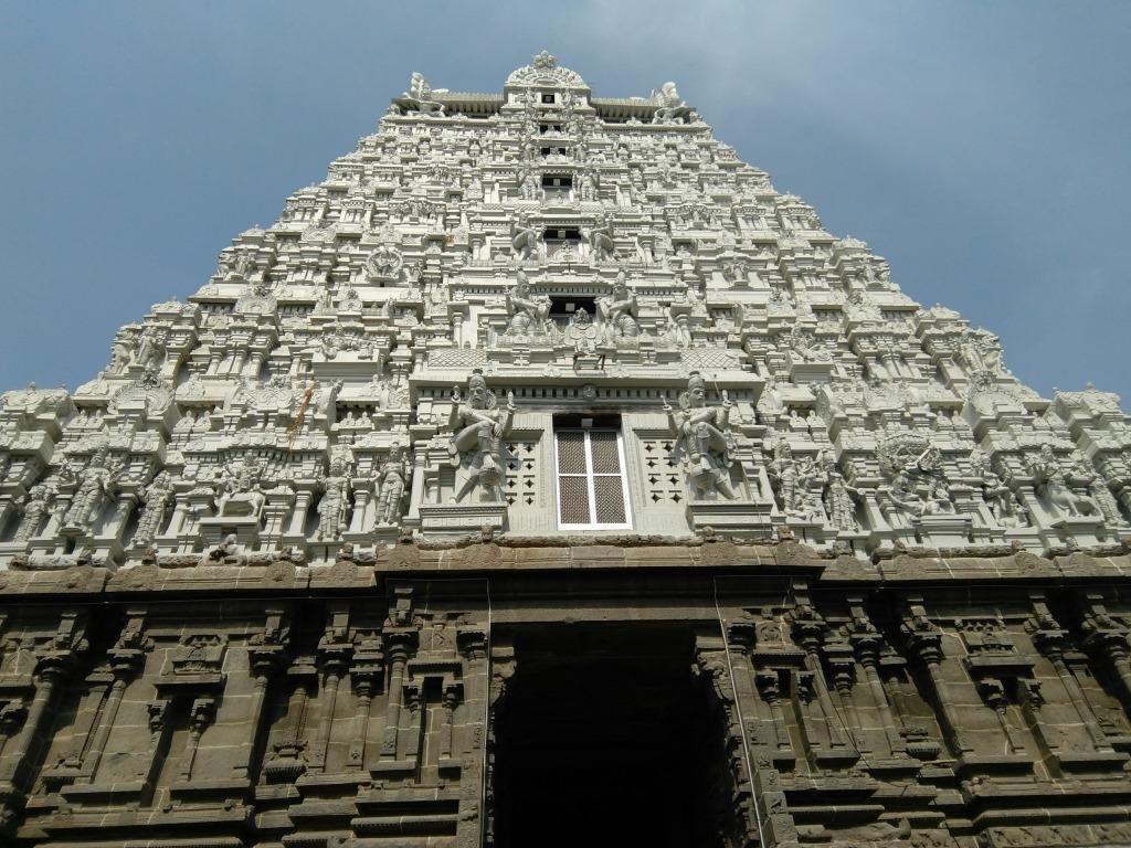famous shiva temples