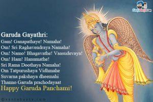 Garuda gayathri