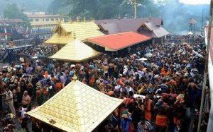 Ayyappa devotees