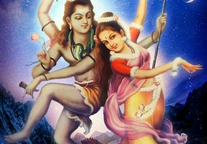 Lord shiva dance