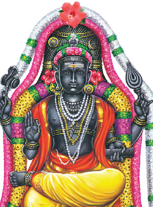 Guru bhagavan temples