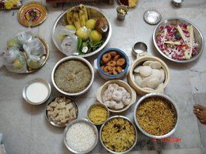 Varalakshmi Pooja recipe