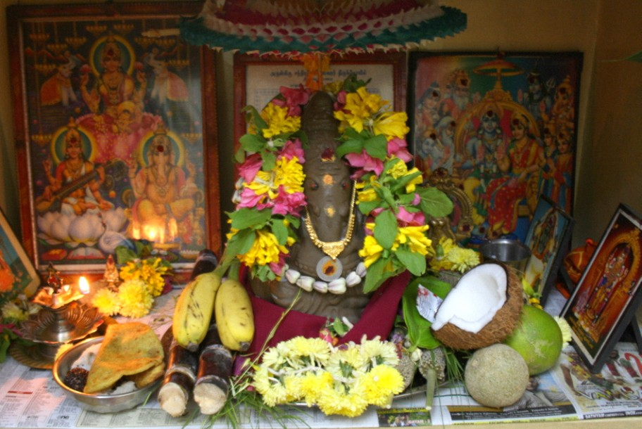Vinayaka Chaturthi Pooja Procedure