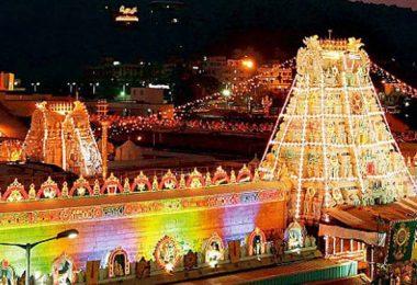 Tirupati temple pooja timings