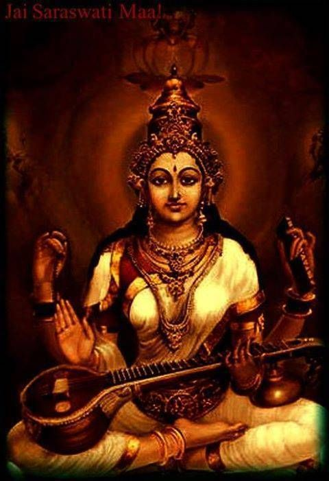 Lord saraswathi