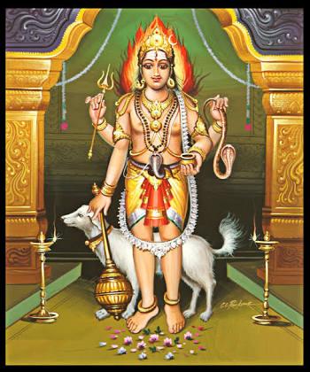 Bhairavar