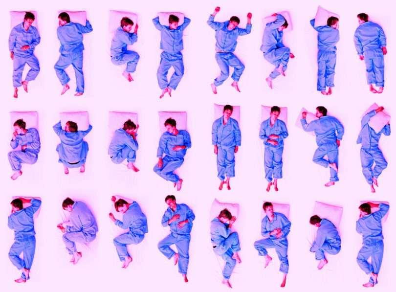 Sleeping Positions Benefits