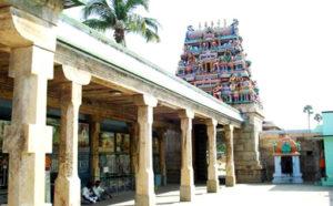 Kundadam Bairavar gopuram
