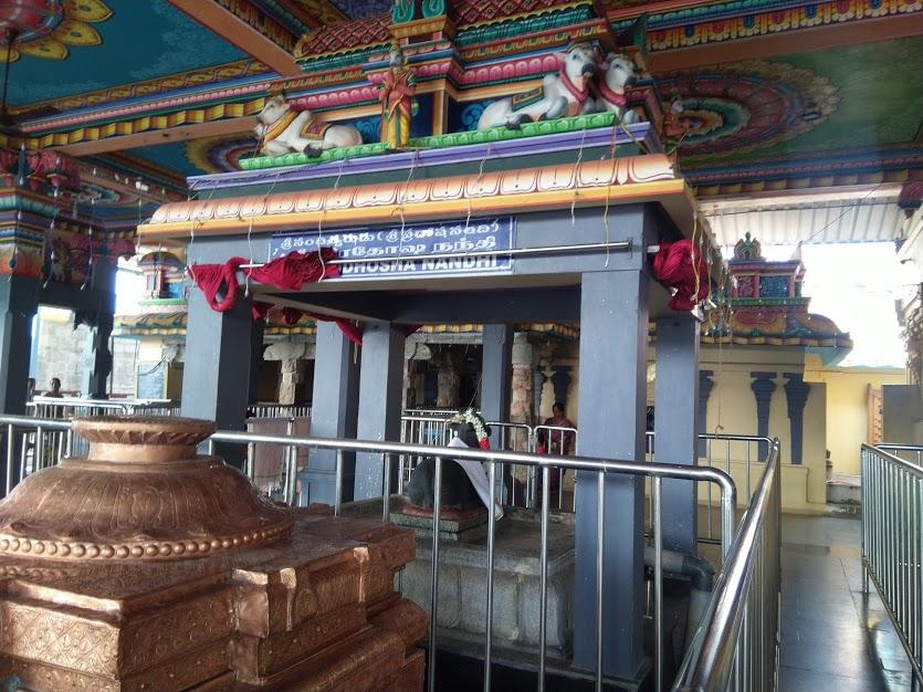 Surutapalli Pradhosha Nandhi