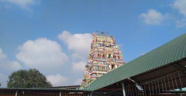 Surutapalli sivan Temple