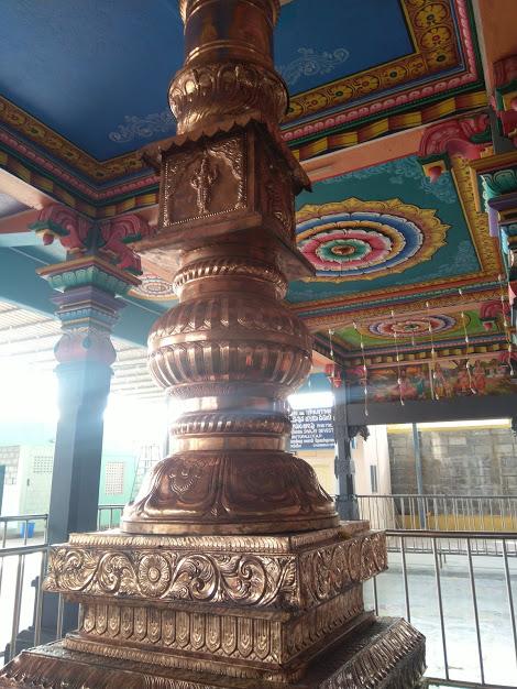 Surutapalli Temple Kodimaram