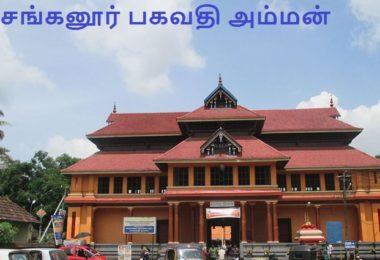 Chengannur shiva partvati temple