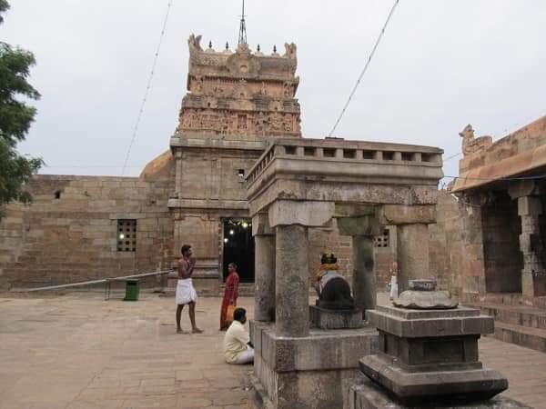 திருவெறும்பூர் சிவன் கோயில்