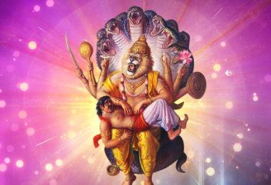 Narasimha avatar