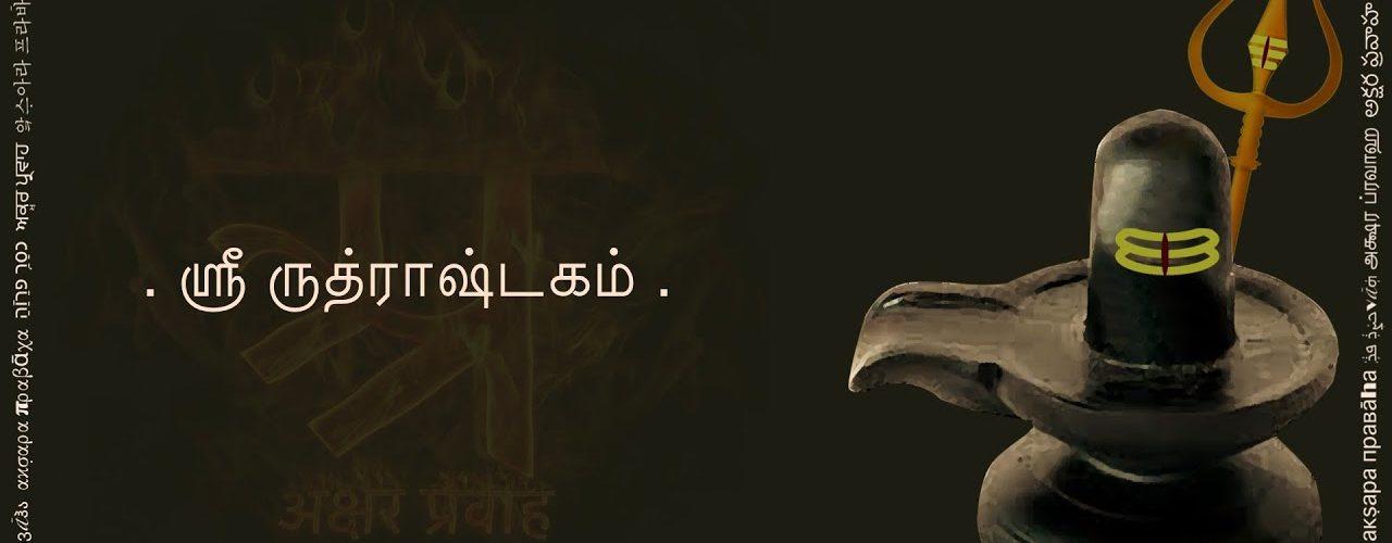 Rudrashtakam lyrics