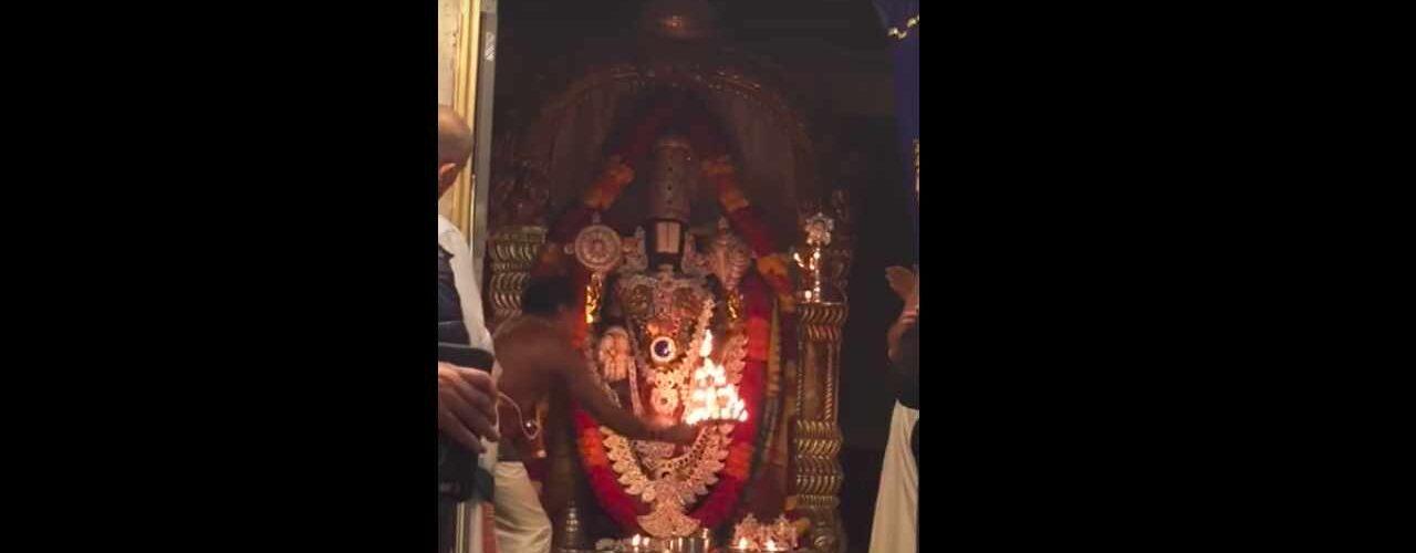 Balaji aarthi suprabatham