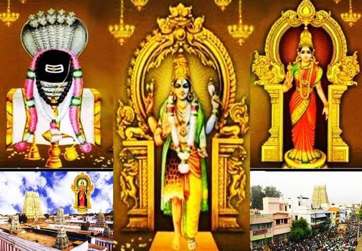 sankarankovil temple history in tamil
