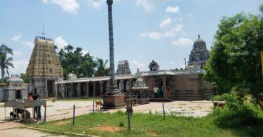 Gnayiru Temple